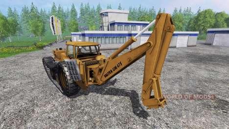 Valmet 1110 v1.5 for Farming Simulator 2015