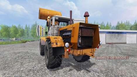 T-156 [orange] for Farming Simulator 2015