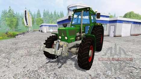 Deutz-Fahr D 10006 for Farming Simulator 2015