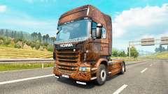 Ferrugem skin for Scania truck for Euro Truck Simulator 2