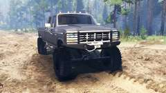Ford F-350 1984 v2.0 for Spin Tires