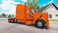 Skin YRC Freight for the truck Peterbilt 389 for American Truck Simulator