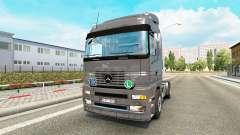 Mercedes-Benz 1840 for Euro Truck Simulator 2