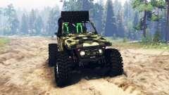 Suzuki Samurai Crawler v2.0 for Spin Tires