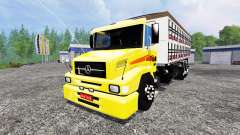 Mercedes-Benz 1620 for Farming Simulator 2015