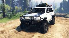 Toyota Land Cruiser 100 2000 [Samuray] v2.0 for Spin Tires