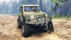 Jeep Wrangler Renegade (JK) for Spin Tires