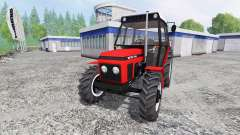 Zetor 7245 v2.0 for Farming Simulator 2015