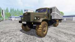 KrAZ-256 v2.1 for Farming Simulator 2015