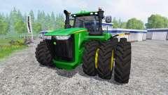 John Deere 9620R for Farming Simulator 2015