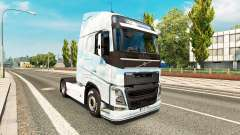 Gone skin for Volvo truck for Euro Truck Simulator 2