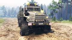 Ural-43206 [hurricane] for Spin Tires