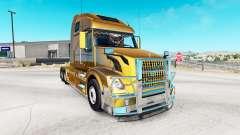 Volvo VNL 670 v1.3 for American Truck Simulator