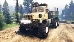 KrAZ-255 [thing] v2.0 for Spin Tires