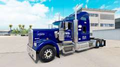 Skin Uncle D Logistics on the truck Kenworth W900 for American Truck Simulator