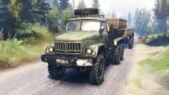 ZIL-137-137Б v2.0 for Spin Tires
