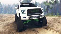 Ford F-150 [zombie edition] for Spin Tires