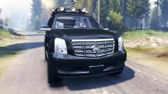 Cadillac Escalade v2.0 for Spin Tires