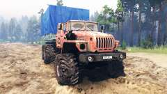 Ural-4320-41 for Spin Tires