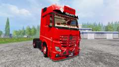 Mercedes-Benz Actros MP4 v4.0