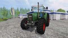 Fendt Favorit 614 LSA Turbomatik v1.1 for Farming Simulator 2015