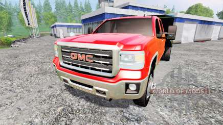 GMC Sierra [dump] for Farming Simulator 2015