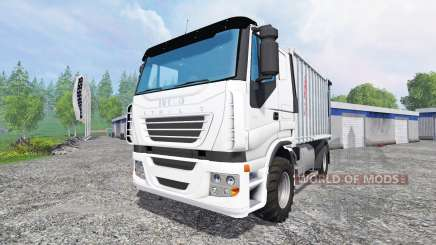 Iveco Stralis [tipper] for Farming Simulator 2015