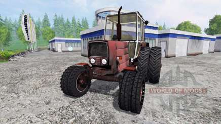 UMZ-6KM v2.0 for Farming Simulator 2015