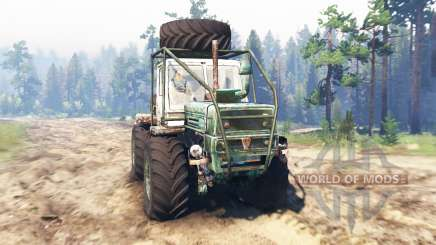T-150K 1989 for Spin Tires