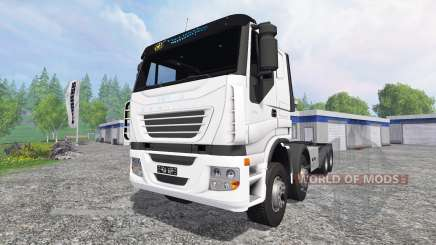 Iveco Stralis [clixtar] v1.3 for Farming Simulator 2015