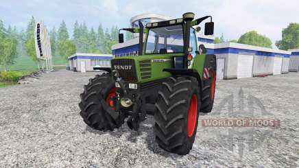 Fendt Favorit 515C [washable] for Farming Simulator 2015