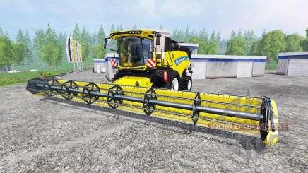 New Holland CR9.90 [edition pneus michelin] for Farming Simulator 2015