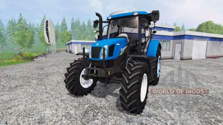 New Holland T6.120 v1.3 for Farming Simulator 2015