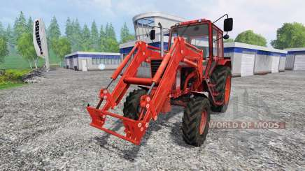 MTZ-82 FL for Farming Simulator 2015