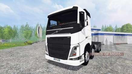 Volvo FH 8x4 for Farming Simulator 2015