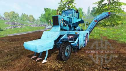 RKS-6 for Farming Simulator 2015