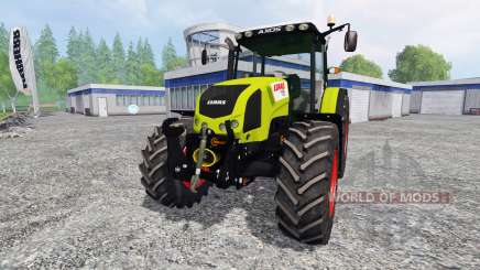 CLAAS Axos 330 for Farming Simulator 2015