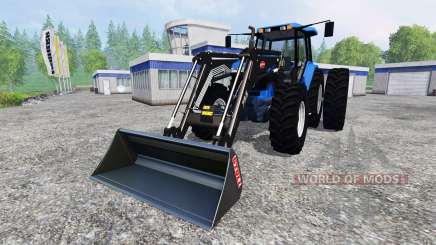 Ford 8970 FL for Farming Simulator 2015