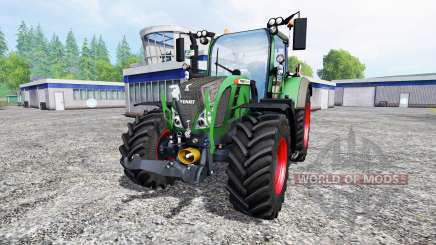 Fendt 714 Vario for Farming Simulator 2015