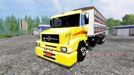 Mercedes-Benz 1620 for Farming Simulator 2015