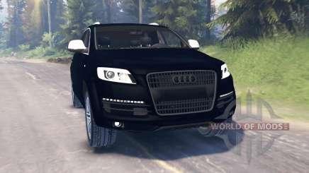 Audi Q7 v5.0 for Spin Tires