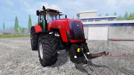 Belarus-4522 for Farming Simulator 2015