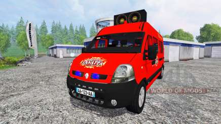 Renault Master Zavatta for Farming Simulator 2015