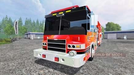 U.S Fire Truck for Farming Simulator 2015