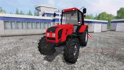 MTZ-1025.4 for Farming Simulator 2015
