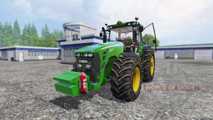 John Deere 8345R for Farming Simulator 2015