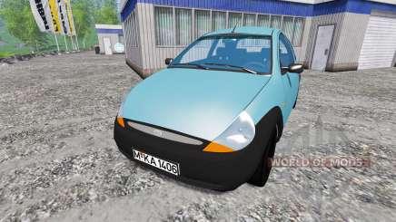 Ford Ka for Farming Simulator 2015