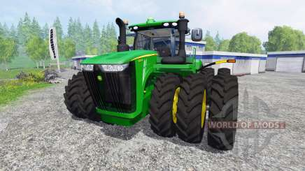 John Deere 9620R for Farming Simulator 2015