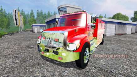 U.S Fire tanker for Farming Simulator 2015