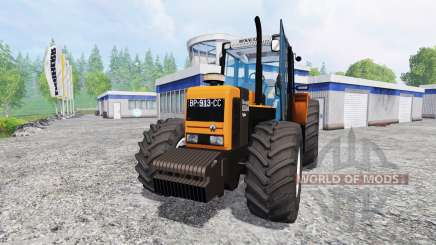 Renault 155.54 v1.3 for Farming Simulator 2015